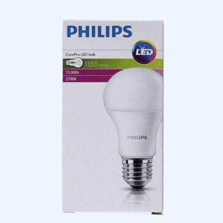 Philips LED lamp E27 11W