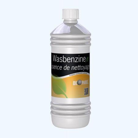 De Parel ECO Wasbenzine 1 Liter
