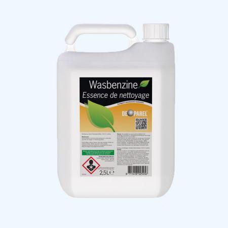De Parel ECO Wasbenzine 2,5 Liter