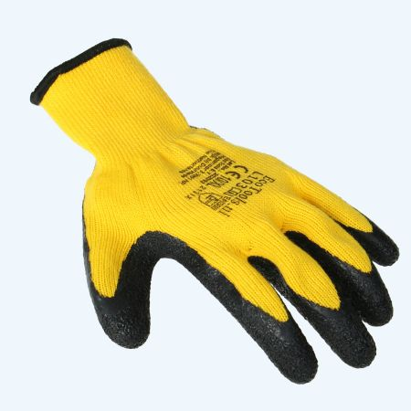 12 Paar Werkhandschoenen L103 (Maat 10)