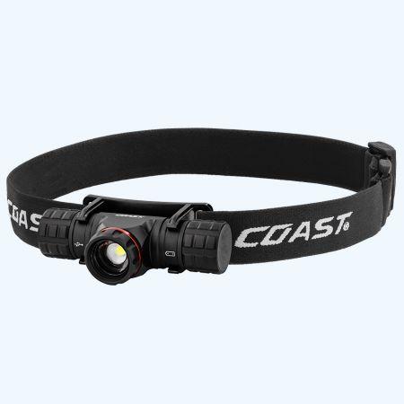 Coast XPH30R hoofdlampoplaadbaar