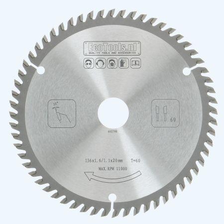 zaagblad-thinline-prof-136-T60-