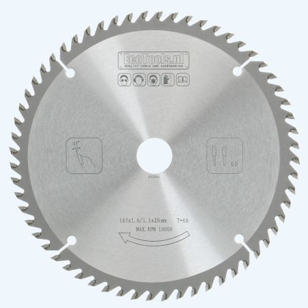 zaagblad-thinline-prof-165-T60