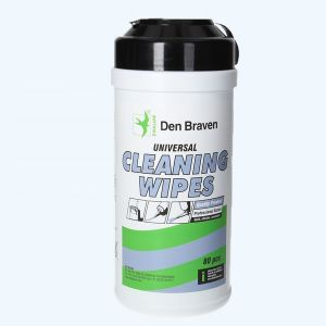 Den braven Cleaning wipes
