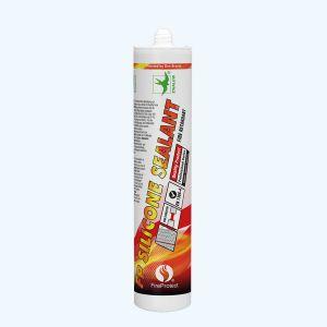 Zwaluw brandwerende siliconenkit 310 ml (wit)