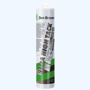 Ultra High Tack 290 ml Den Braven WIT