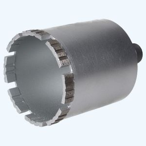 """Diamant dozenboor R1/2"""" NAT beton 82 mm (grijs)"""