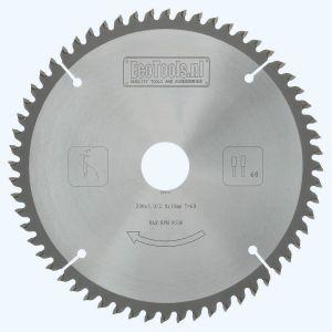 HM-zaagblad 200 x 30 mm T=60 (vlak-daktand)