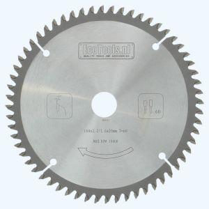 zaagblad-vlakdaktand-160-60-tanden