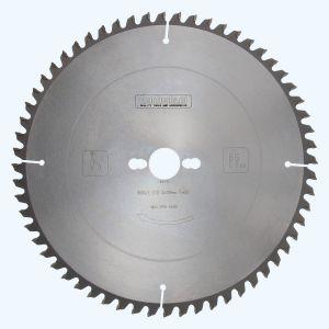 hardmetalen afkortzaagblad 300x30mm met 60 wisseltanden