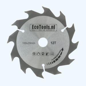 zaagblad 160 x 20 mm T=12