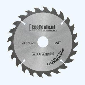 zaagblad 200 x 30 mm T=24