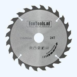 zaagblad 210 x 30 mm T=24