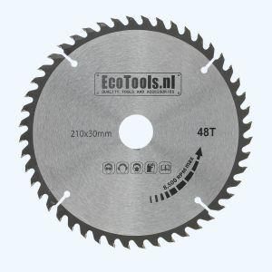 zaagblad 210 x 30 mm T=48