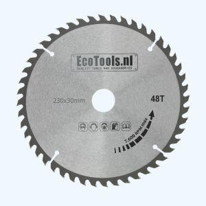 zaagblad 230 x 30 mm T=48