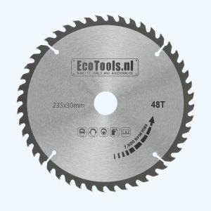 zaagblad 235 x 30 mm T=48