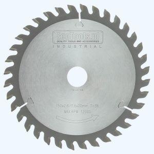 zaagblad Industrial 150 x 20 mm T=36