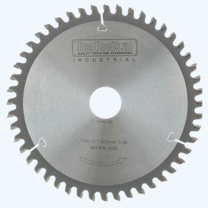 HM-afkortzaagblad Industrial 190 x 30 mm T=48
