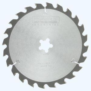 zaagblad Industrial 190 x F-20 mm T=24