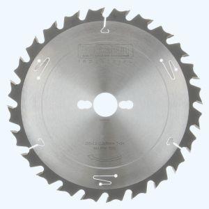 HM-zaagblad Industrial 250 x 30 mm T=24