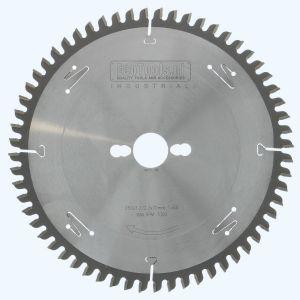 Hm-afkortzaagblad Industrial 250x30 mm T=60