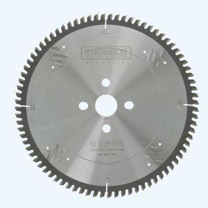 HM-zaagblad Industrial 254 x 30 mm T=80 (vlak-daktand)