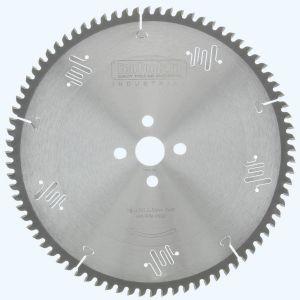 Hardmetalen zaagblad Industrial 305 x 30 mm met 80 vlak-daktanden