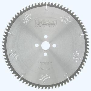 Hardmetalen zaagblad Industrial 315 x 30 mm met 80 vlak-daktanden