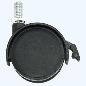 Meubelwiel MZR 40 mm 25 kg (bout M8)