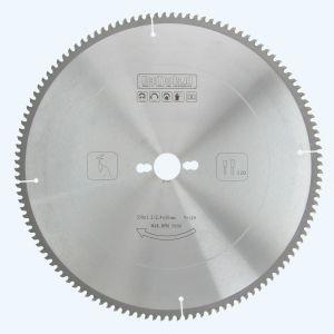 HM-zaagblad 350 x 30 mm T=120 vlak daktand
