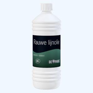 De Parel Rauwe lijnolie 1 Liter