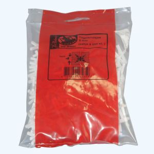 Melkmeisje tegelkruisjes 2,0 mm (zak á 250 stuks)